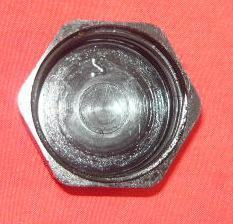 mcculloch Pro Mac 610, 605, 650, 3.7 timber bear chainsaw fuel cap only