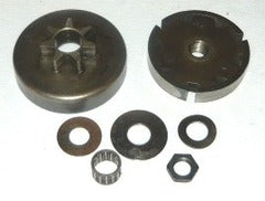 Solo 640 Spur Drum Clutch Assembly
