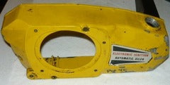 Alpina Pro 45 Chainsaw Side Cover w/ Fuel Tank