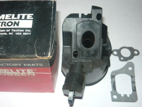 homelite carburetor housing pn A-95327-C new box 102