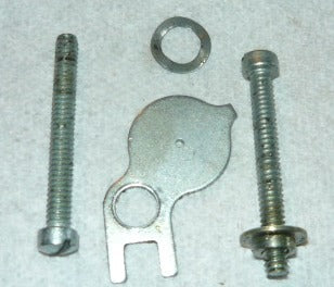 craftsman 2.0 chainsaw carburetor bolt set and shutter