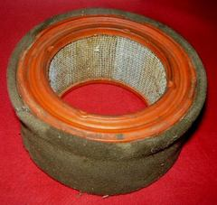 felker fc14 cut-off saw air filter (Loc: Misc bin)