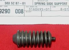husqvarna 394 chainsaw spring side support mount pn 503 52 87-01 new box H-23