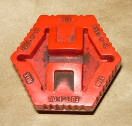 homelite super xl, xl-12 chainsaw red fuel cap used