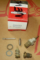 briggs and stratton carb prepack parts pn 394693 #1 new (B&S box 2)