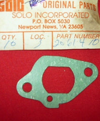 solo 670, 680 chainsaw manifold gasket pn 2061410 new (solo box 2)
