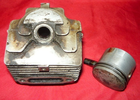 Pioneer Holiday 1100 Chainsaw Piston & Cylinder Assy