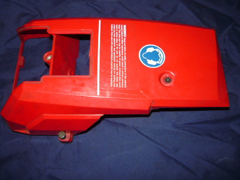 solo 670 chainsaw top cover shroud pn 6100307 new (solo box 2)