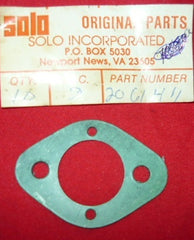 solo 670, 680 chainsaw carb manifold gasket pn 2061411 new (solo box 2)