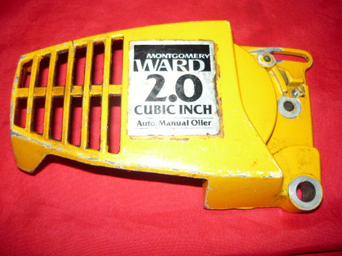 montgomery ward 2.0 chainsaw clutch cover only for chainbrake (mac 110 bin)