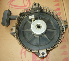tecumseh 10hp starter recoil cover and pulley assembly (Tec. box 3)