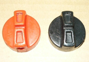 Homelite 240 Chainsaw fuel & Oil Cap Set #1
