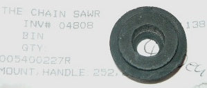 olympic 252, 254 chainsaw rubber handle mount new pn 005400227R (efco box 2)