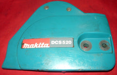 makita dcs 520 chainsaw chainbrake clutch cover
