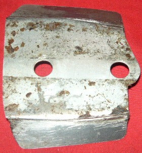 olympic 251, 252 chainsaw outer guide bar plate