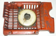 Husqvarna 281 288 Chainsaw Starter Recoil Cover w/ Pulley