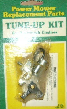 tecumseh TTUK 489 351 tune up kit - poins and condenser (tec. box 1)