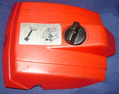 shindaiwa 488 chainsaw air filter cover and knob #2