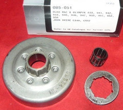 "oleo mac olympyk 938, 941, 942, 944 + and John deere cs46, cs52 chainsaw gb .325"" - 7 center drive rim sprocket drum new (sprkt box 7)"