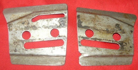 homelite 150, 350, ez, super ez, xl 101-123 chainsaw bar plate set (hm 150 bin)