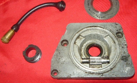 Jonsered 625 630 670 Chainsaw Complete Oil Pump #1 complete