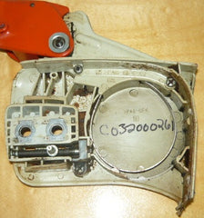 echo cs-330t chainsaw chainbrake assembly