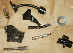 solo 644 chainsaw oil pump assembly