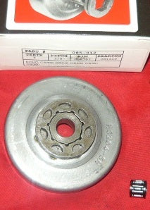 "echo cs-302, cs-315, cs-330, cs-351, cs-360 chainsaw GB 3/8""-7 center drive rim sprocket drum (sprkt box 7)"