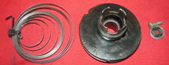 mcculloch mini mac series chainsaw starter pulley and rewind spring