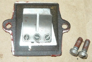 lombard lightning chainsaw reed valve assembly