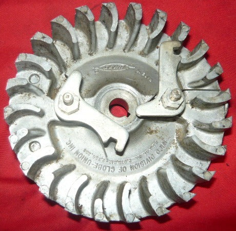homelite super xl chainsaw wico flywheel (without screen)