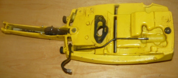 Mcculloch Pro Mac 700 Chainsaw Fuel Tank And Cover With border=