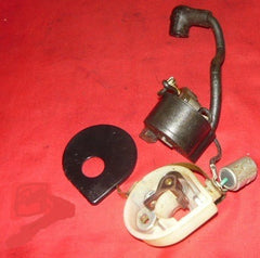mcculloch mini mac series and mac 110 chainsaw points ignition coil (mini mac bin)