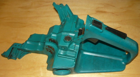 makita dcs 520i chainsaw fuel tank rear trigger handle