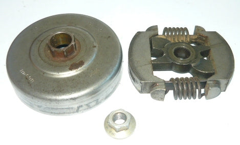 Auto Repair Manuals Free >> mcculloch mac 10-10 chainsaw clutch drum sprocket with ...