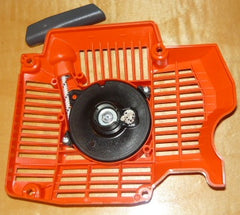 efco 970, 980, 981 chainsaw complete starter recoil assembly new pn 098000066br (new efco bin2)