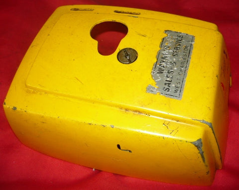 partner r420, r421t, r420t chainsaw top cover shroud part # 340847