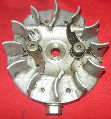 mcculloch pro mac 850 chainsaw flywheel assembly