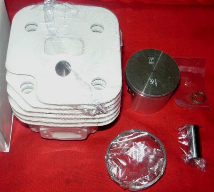 husqvarna 268, 272 chainsaw 52mm piston and cylinder kit new replaces part # 503 60 96-71