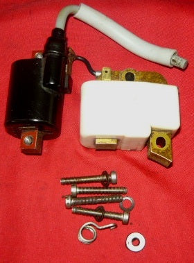 partner f55, f65 + chainsaw thyristor ignition coil set