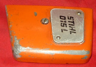 stihl 015 L chainsaw air filter cover