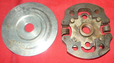 remington powr kraft 4.0 chainsaw clutch mechanism