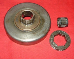 husqvarna 346xp chainsaw .325-7 rim sprocket with bearing