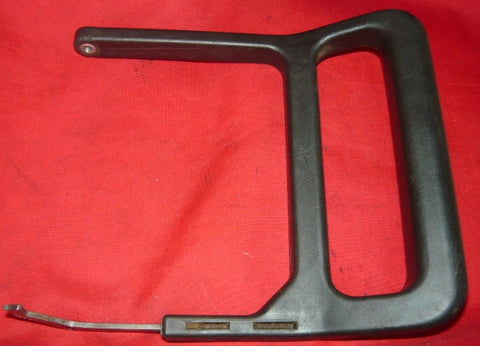 jonsered 450, 455, 535 chainsaw hand guard with arm lever