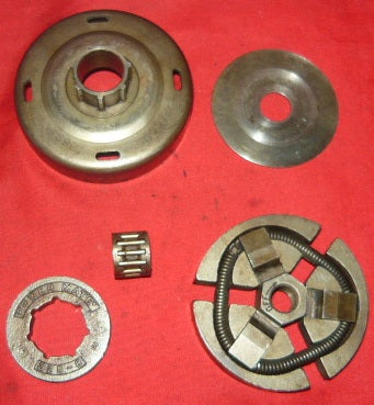 Jonsered 450 to 520 series chainsaw Rim Drum Clutch Assy