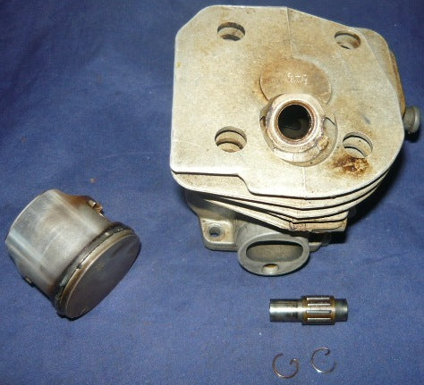 husqvarna 346 xp chainsaw piston and cylinder kit (2008+)