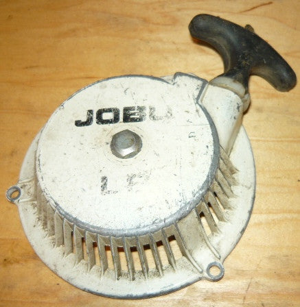 jobu l800 chainsaw complete starter recoil assembly