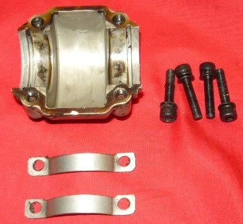 echo cs-360t chainsaw crankcase engine pan