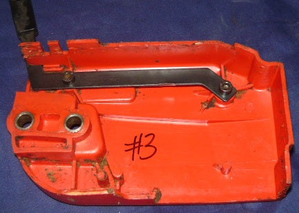 Jonsered 510sp 520sp Chainsaw Clutch Cover And Hand Guard