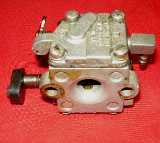 montgomery ward featherweight 2.1 chainsaw tillotson hu23a carburetor